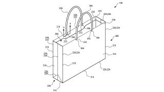 Apple bag patent