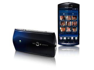 WIN The new Sony Ericsson Xperia Neo