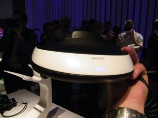 Hands on Sony Personal 3D Viewer HMZ T1 review