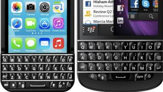 BlackBerry wins sales ban on iPhone case that mimicked it's keyboard design