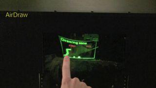 Holoxica Hologram