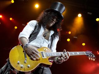 A live DVD and a new solo album are in store for Slash But what about Velvet Revolver