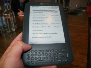 Kindle gets its own UK store