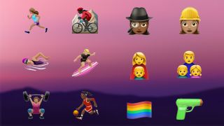 Apple iOS 10 new emojis