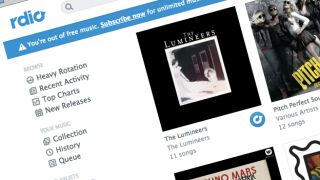 Rdio offering six months free music streaming to snare Spotify users