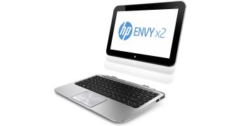 HP joins the convertible notebook tablet fray with Envy x2