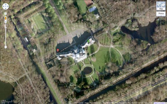 Ten Places Google Maps Wont Let You See | Google maps