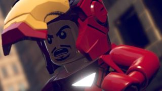 Lego Ironman Kids Games
