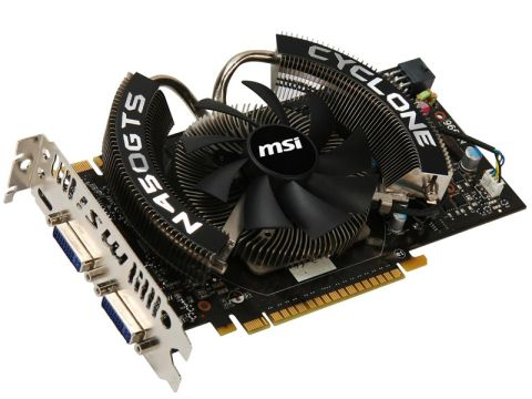 MSI GeForce GTS 450 Cyclone