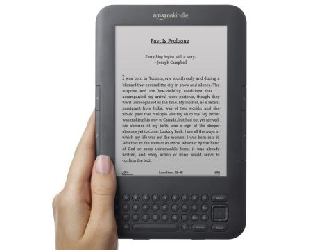 new amazon kindle 3 review