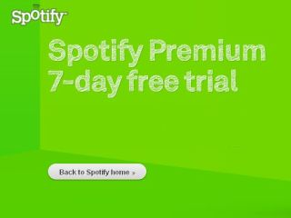 Spotify offers up free premium trial