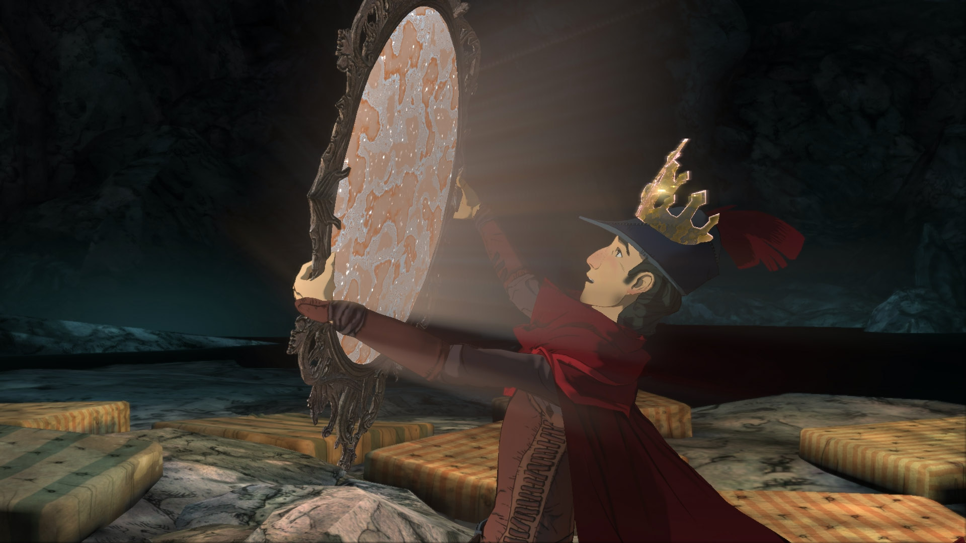 King's Quest hidden trophy guide | GamesRadar+