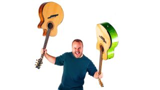 Andy McKee: acoustic warrior.