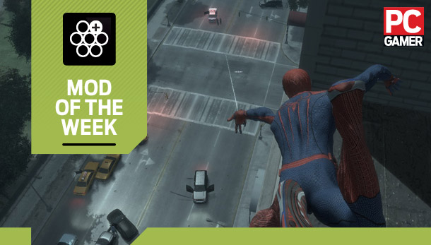 Mod of the Week: Spider-Man IV, for Grand Theft Auto IV | PC