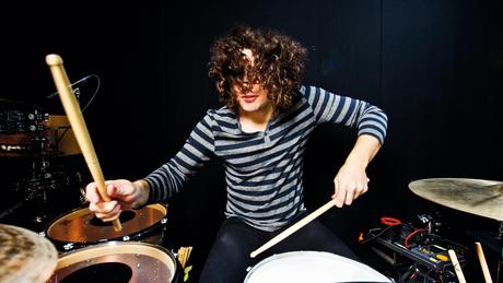 Ilan Rubin's Paramore drum setup in pictures | MusicRadar