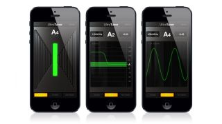 A handy and accurate iPhone compatible tuner Oh go on then