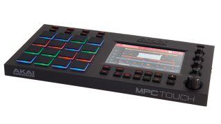 Akai MPC Touch   MusicRadar