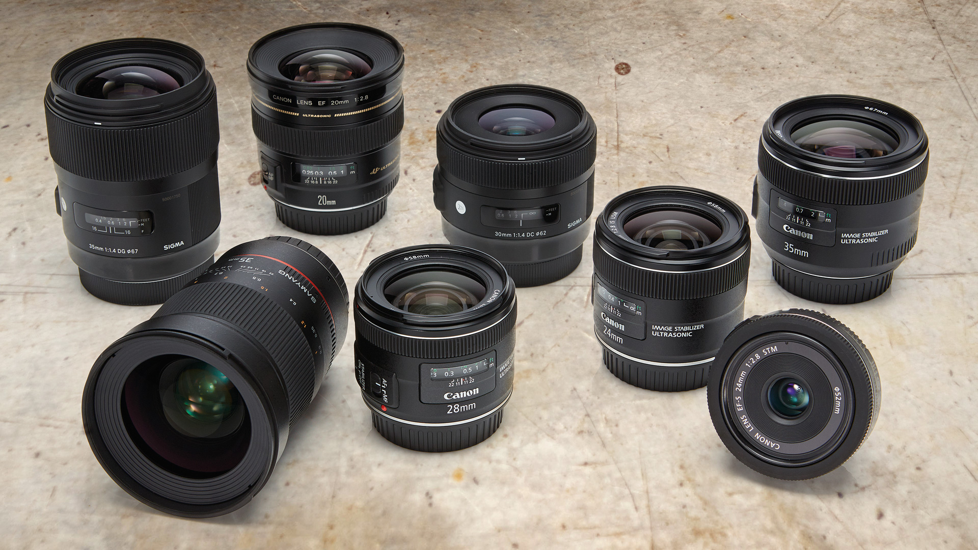 8 best wide-angle prime lenses for Canon DSLRs | TechRadar
