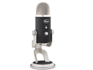 A Blue Microphones Yeti Pro could be yours!