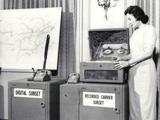 First modem