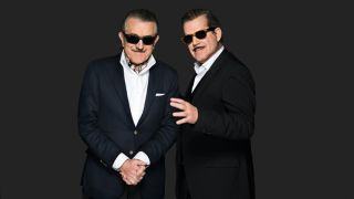 Yello: Dieter Meier (left) and Boris Blank (right).