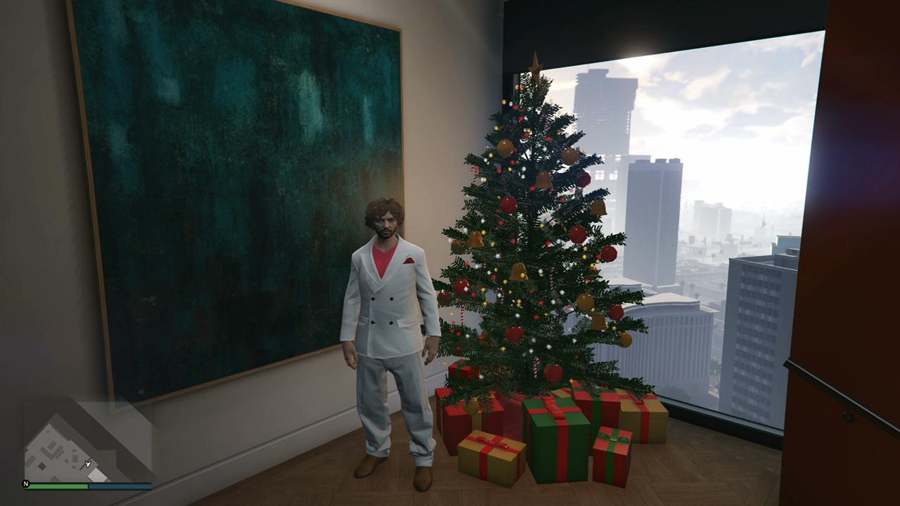 Gta 5 Online Christmas 2021 Gta Online Christmas Update Brings Festive Surprises Gamesradar