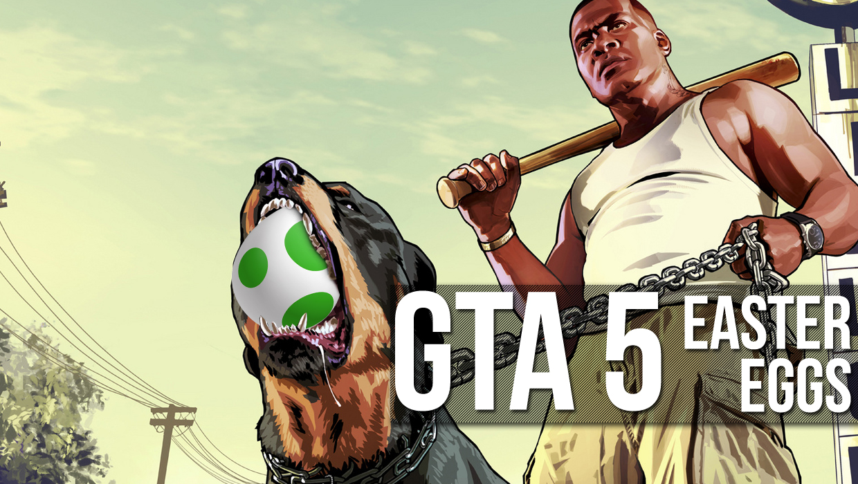 Gta 5 Secrets And Easter Eggs Gamesradar