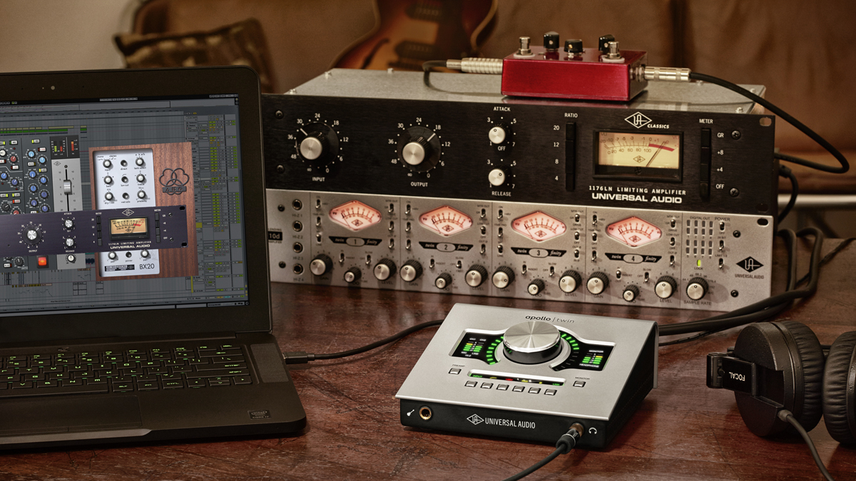 UAD Apollo Twin now available for Windows with USB 3 0