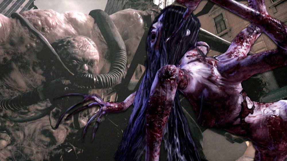 Every Horrible Monster Youll Meet In The Evil Within Gamesradar