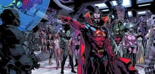 marvel comics starjammers imperial guard