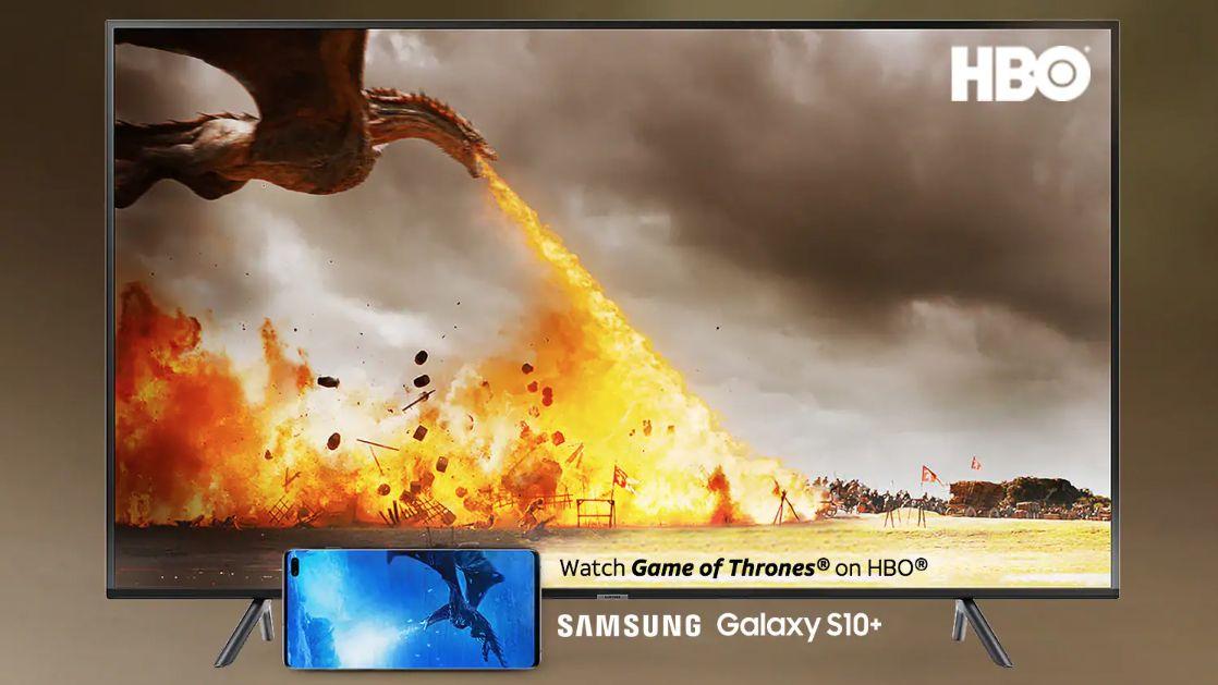 Get a free Samsung 50-inch 4K TV when you buy a Galaxy smartphone