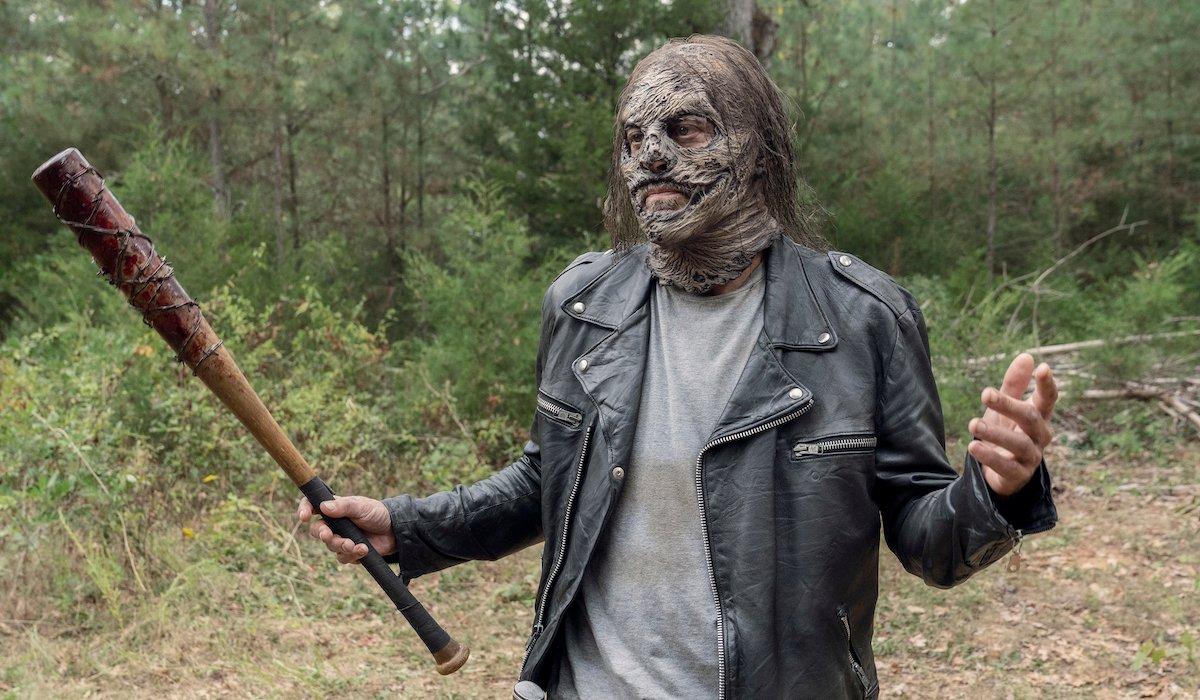 The Walking Dead W Walker Adult Mask