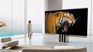 The M1 4K 165-inch TV