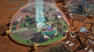 New content includes the In-Dome Buildings Pack
