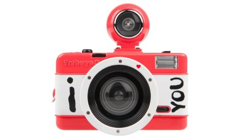 Lomography Fisheye No 2 review