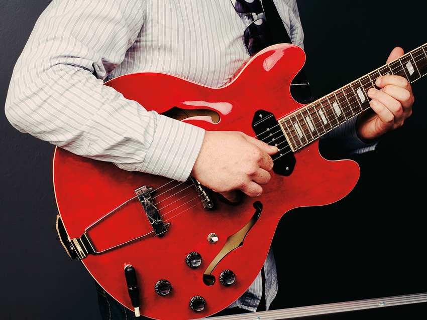 How to change the pickups on a Gibson ES-335 style guitar | MusicRadar