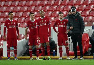 Liverpool v Atalanta – UEFA Champions League – Group D – Anfield