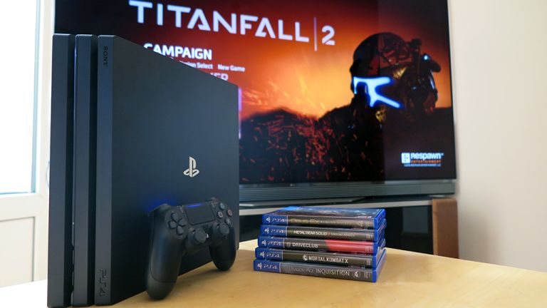 PS4 Pro review: T3 partners Sony's pixel-pushing powerhouse with the best 4K, HDR TV in the world