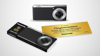 Panasonic CM1 Golden Ticket