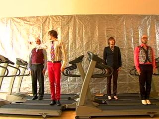 OK Go and the most famous treadmills in history