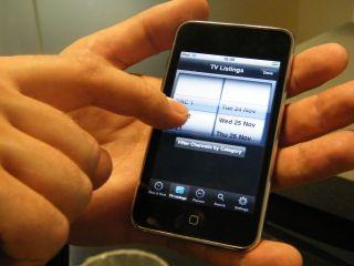 iPhone 3G EPG