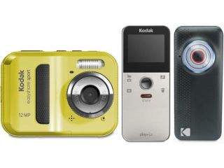 Kodak unveils new range at CES 2011