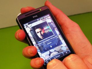 The HTC Hero - we still can't wait
