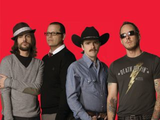 Weezer: the moustache years