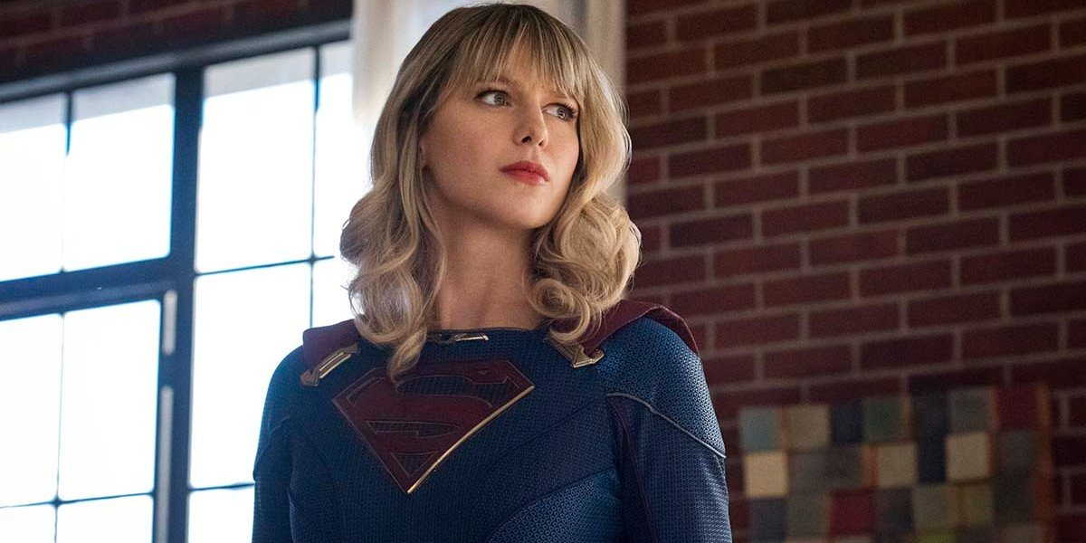 Melissa Benoist as Kara Danvers/Supergirl on Supergirl (2020)