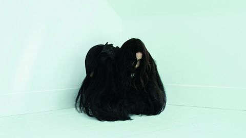 Cover art for Chelsea Wolfe - Hiss Spun album