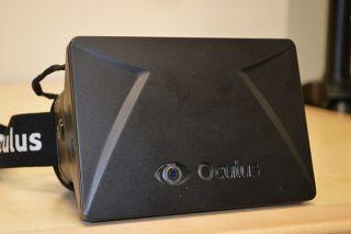 Oculus Rift - redesign