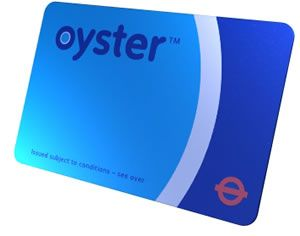 Smart cards like London's Oyster card could help the next generation of speedy computers
