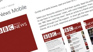 Beeb forces takedown of Microsoft man's unofficial Windows Phone BBC News app