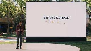 Google IO Smart Canvas